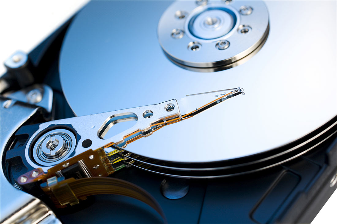 Recupero dati digitali